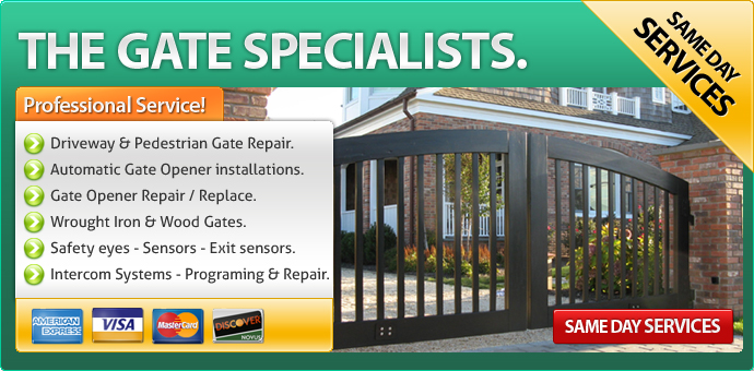 Gate Repair Penllyn PA